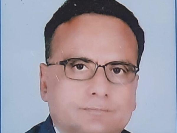 डाॅ.सीएस मोदी - Dainik Bhaskar