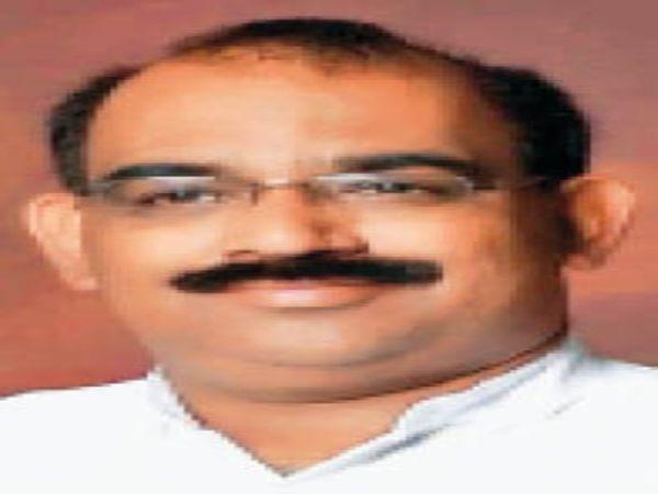 भाजपा पंजाब प्रधान अश्वनी शर्मा । - Dainik Bhaskar