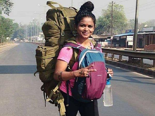 जगदलपुर मुख्यालय से करीब 10 किमी दूर एक्टागुड़ा गांव की रहने वाली नैना सिंह करीब 10 साल से पर्वतारोहण में सक्रिय हैं।