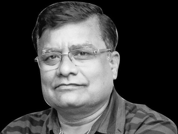 नवनीत गुर्जर, नेशनल एडिटर, दैनिक भास्कर - Dainik Bhaskar