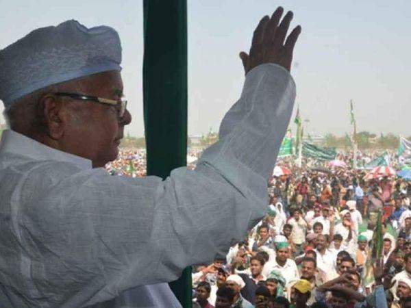 राजनीति में बिहार के मुसलमान वोट बैंक पर उनकी अच्छी पकड़ है। फाइल फोटो।