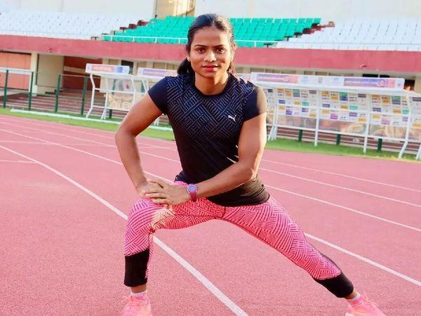दुत्तीचंद ने 2018 एशियन गेम्स में 100 और 200 मीटर में सिल्वर मेडल जीत चुकी हैं।