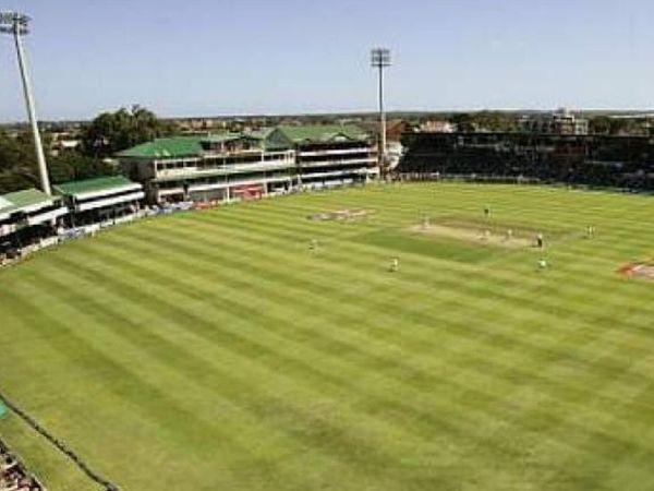 मस्कट के अल अमीरात क्रिकेट स्टेडियम में टी-20 वर्ल्ड कप के मैच हो सकते हैं। - Dainik Bhaskar