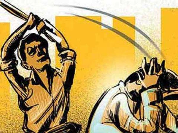 पुलिस ने आरोपी भाई पर कातिलाना हमले का केस दर्ज कर लिया है। - प्रतीकात्मक फोटो - Dainik Bhaskar