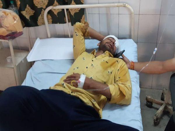 घायल कौशल - Dainik Bhaskar