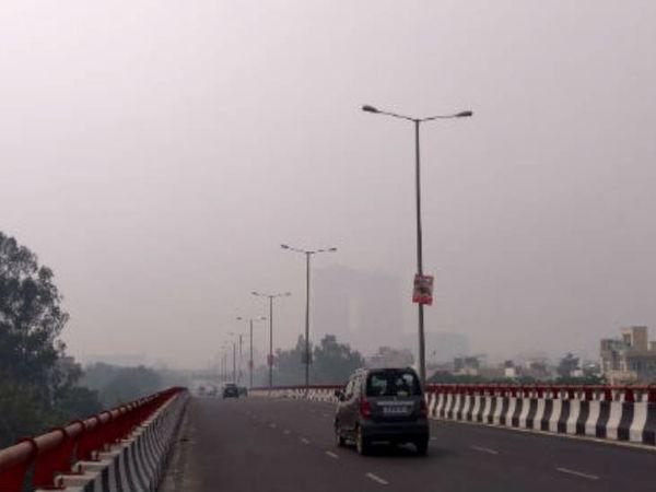 मौसम वैज्ञानिक डॉक्टर एन सुभाष ने बताया कि पिछले 72 घंटों में तेज गर्मी से पसीना-पसीना हो रहे मेरठ व आसपास के जिलों के लोगों को निजात मिली है। - Dainik Bhaskar