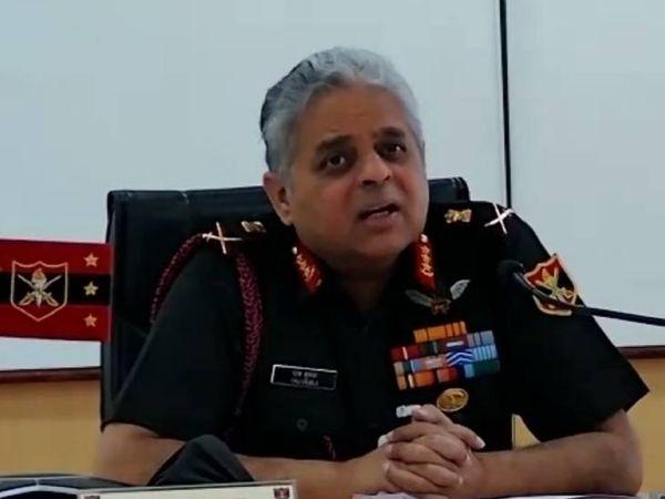 उन्होंने कहा कि राष्ट्र प्रथम के सामूहिक लक्ष्य को प्राप्त करने के लिए सबको साथ आना होगा। - Dainik Bhaskar