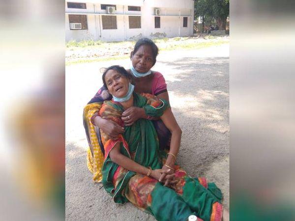जेल में बंद हत्यारोपी महिला बंदी की हुई मौत। - Dainik Bhaskar