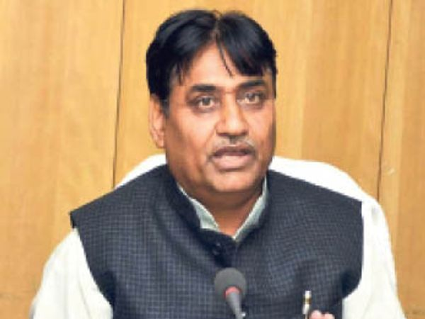 डाेटासरा ने कहा था- धारीवाल ने जयपुर में एक बैठक नहीं ली - Dainik Bhaskar