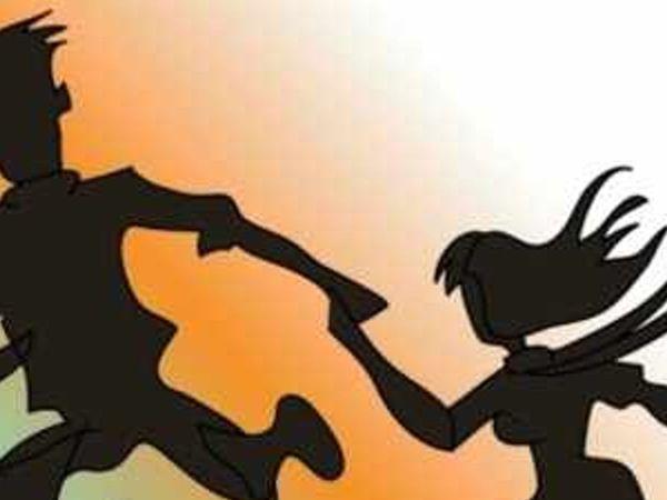 पुलिस ने केस दर्ज कर फरार जोड़े की तलाश शुरू कर दी है। - प्रतीकात्मक फोटो - Dainik Bhaskar