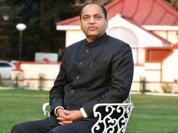 हिमाचल प्रदेश के मुख्यमंत्री जयराम ठाकुर, जो हाल ही में दिल्ली जाकर आए हैं। - Dainik Bhaskar