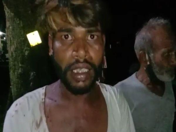 ऑटो सवार युवक को दौड़ा दिया। उसका पीछा कर युवक के घर में घुसकर महिलाओं को पीट। - Dainik Bhaskar