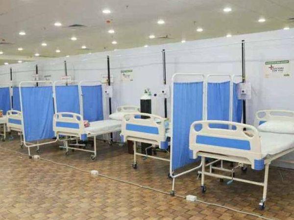 मेडिकल कालेज में पीडियाट्रिक आइसीयू बनाने का काम तेज हो गया है। यहां 22 वेंटिलेटरों का वार्ड रहेगा।- प्रतीकात्मक फोटो - Dainik Bhaskar