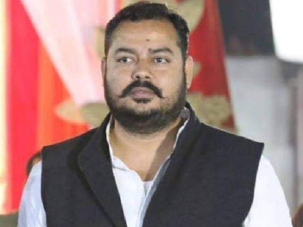 माफिया सुधीर सिंह पर अब तक 37 केस दर्ज हैं। वह जिले का टॉप-10 अपराधी है। - Dainik Bhaskar