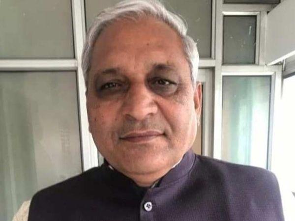 हरियाणा विधानसभा के डिप्टी स्पीकर रणबीर गंगवा - Dainik Bhaskar