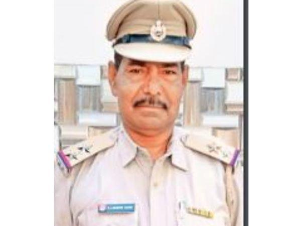 एसआई राजेंद्र सिंह ।