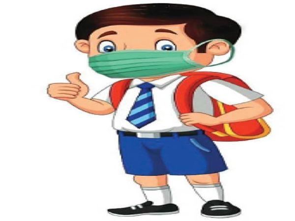 जिले में विद्यार्थियों की संख्या को देखते हुए ही बजट जारी किया गया है। - Dainik Bhaskar
