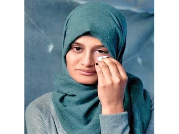 शमीमा बेगम आईएस में शामिल होने जब ब्रिटेन से भागकर सीरिया गई, तब वे सिर्फ 15 साल की थी। - Dainik Bhaskar