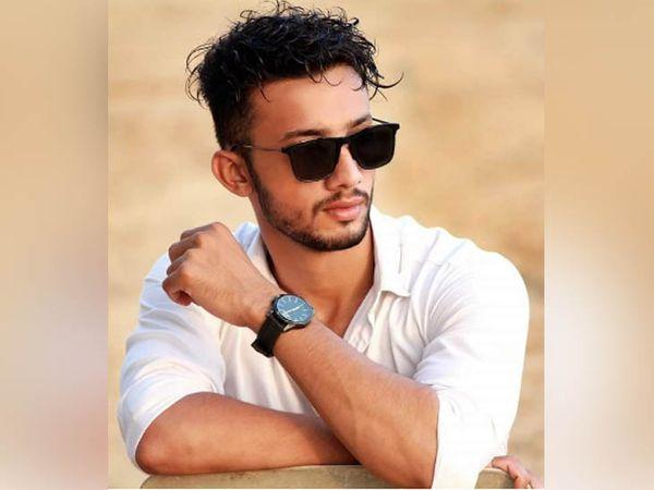 महर्षि दयानंद विश्वविद्यालय में होटल मैनेजमेंट के छात्र कामेश की फाइल फोटो।