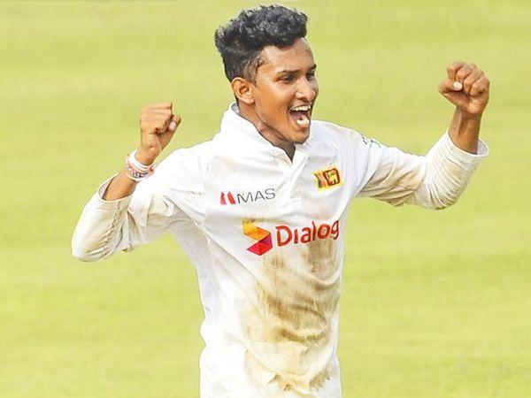 जयविकराम ने बांग्लादेश के खिलाफ पिछले महीने दूसरे टेस्ट में 178 रन देकर 11 विकेट झटके थे।
