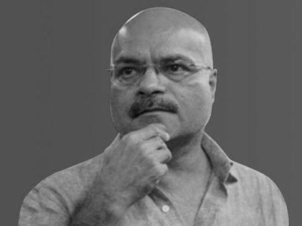 अभय कुमार दुबे, सीएसडीएस, दिल्ली में प्रोफेसर और भारतीय भाषा कार्यक्रम के निदेशक - Dainik Bhaskar