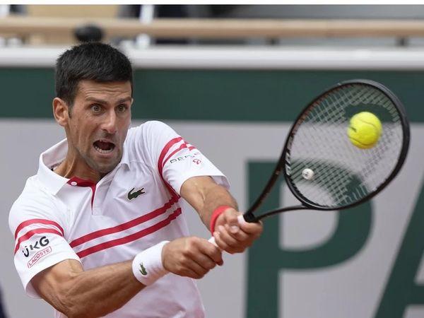 दुनिया के नंबर-1 टेनिस खिलाड़ी नोवाक जोकोविच 15वीं बार फ्रेंच ओपन के क्वार्टर फाइनल में पहुंचें हैं।