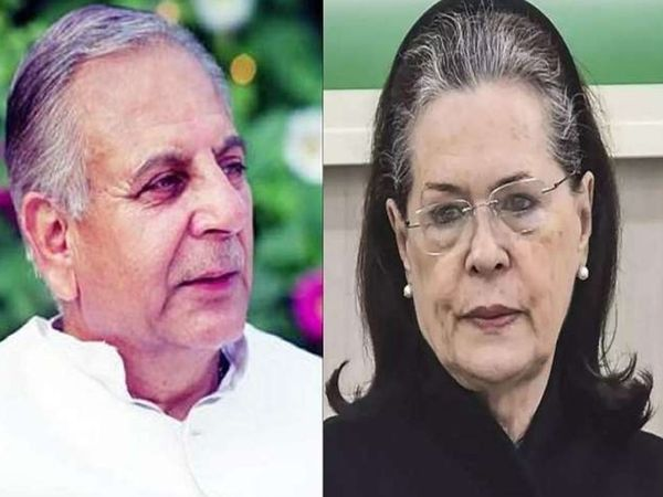 जितिन के पिता जितेंद्र प्रसाद ने साल 2000 में सोनिया गांधी के खिलाफ पार्टी अध्यक्ष का चुनाव लड़ा था।
