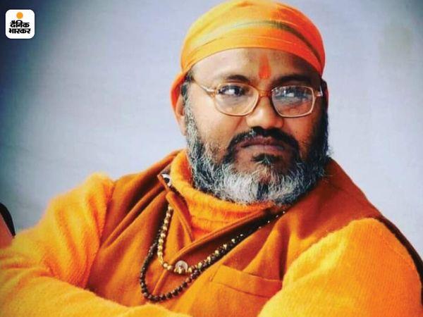 महंत नरसिम्हानंद ने कहा है कि जिस तरह मुस्लिमों की जनसंख्या बढ़ रही है उससे भारत का महा विनाश हो जाएगा।