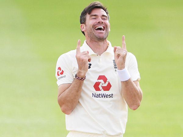 एंडरसन को फर्स्ट क्लास क्रिकेट में 1000 विकेट पूरे करने के लिए केवल 8 विकेट की जरूरत है। - Dainik Bhaskar