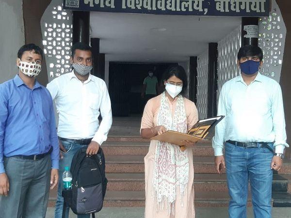नालंदा की निकिता सिन्हा समेत 27 BPSC में सफल कैंडिडेट इस लापरवाही का शिकार हुए हैं। - Dainik Bhaskar