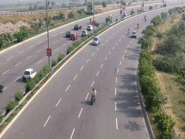सांसद लल्लू सिंह ने बताया कि गांवों से मुख्यमार्ग तक बेहतर परिवाहन सुविधा प्रदान करने के लिए हम कटिबद्ध हैं। - Dainik Bhaskar