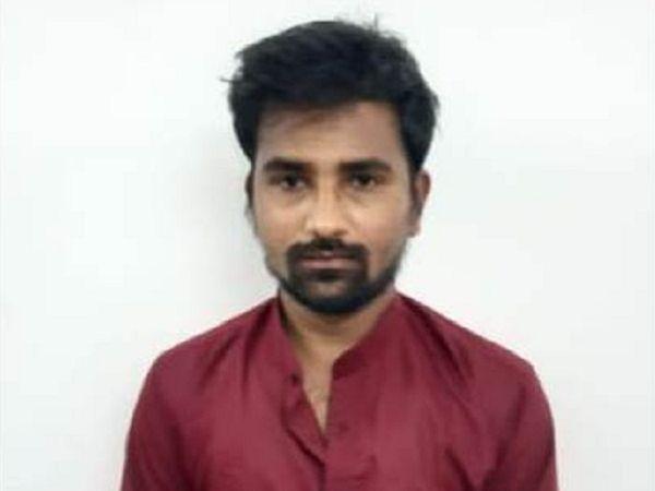 पटवारी मुकेश कुमार बिसाई पर आरोप है कि उन्होंने जमीन नामांतरण के लिए 8 हजार रुपए मांगे।