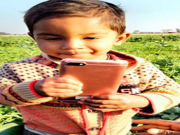 हरनीत का फाइल फोटो। - Dainik Bhaskar
