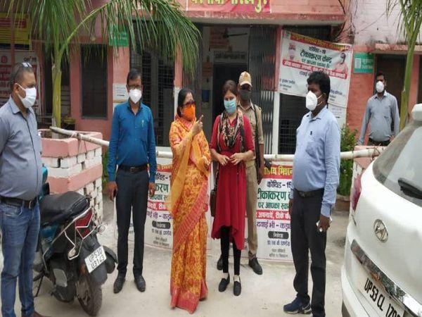 चरगावां सीएचसी पर जल्द उच्च स्तर के डॉक्टर उपलब्ध रहेंगे। - Dainik Bhaskar
