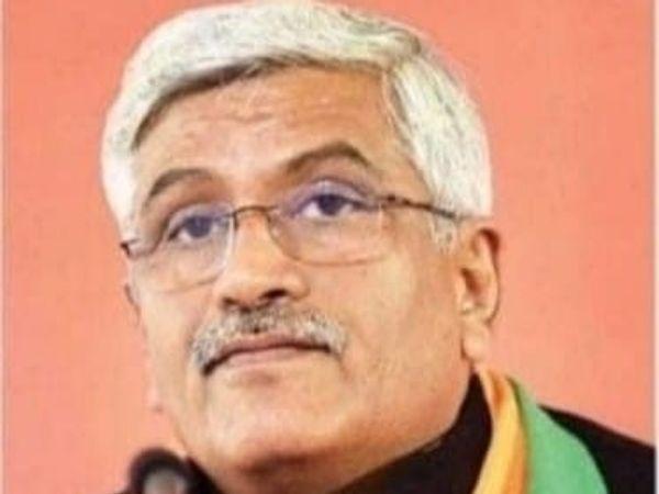 केंद्रीय मंत्री गजेंद्र सिंह शेखावत। - Dainik Bhaskar