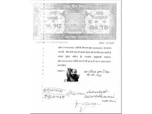 जमीन के दोनों ही सौदों में कॉमन गवाह- ट्रस्ट के ट्रस्टी डॉ. अनिल मिश्रा। - Dainik Bhaskar