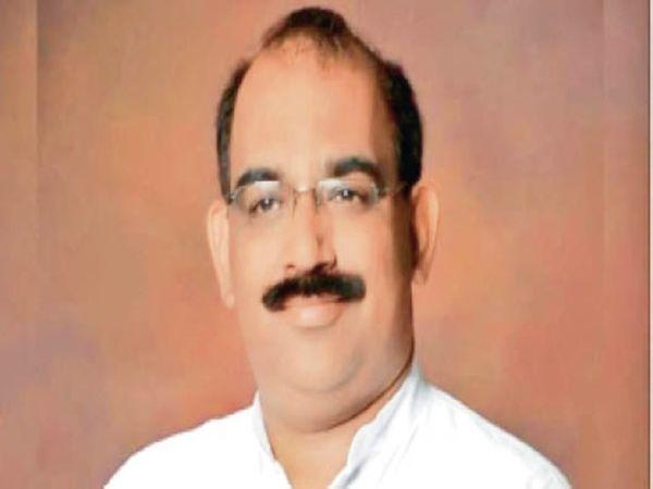 भाजपा प्रदेशाध्यक्ष अश्विनी शर्मा - Dainik Bhaskar