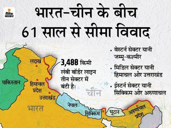 India china LAC News and Updates   One year of the Galwan clash, Patrol stopped there Now the tension on Sog Salu of Gogra   गलवान झड़प के बाद से वहां गश्त बंद; अब गोगरा के सोग सालू पर तनाव, यहां भारत-चीन के सैनिक आमने-सामने - WPage - क्यूंकि हिंदी हमारी पहचान हैं