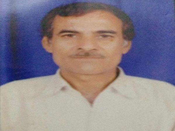 सुरेंद्र शर्मा का फाइल फोटो। - Dainik Bhaskar