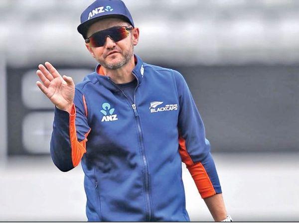 माइकल हेसन 6 साल तक न्यूजीलैंड के कोच रहे। - Dainik Bhaskar