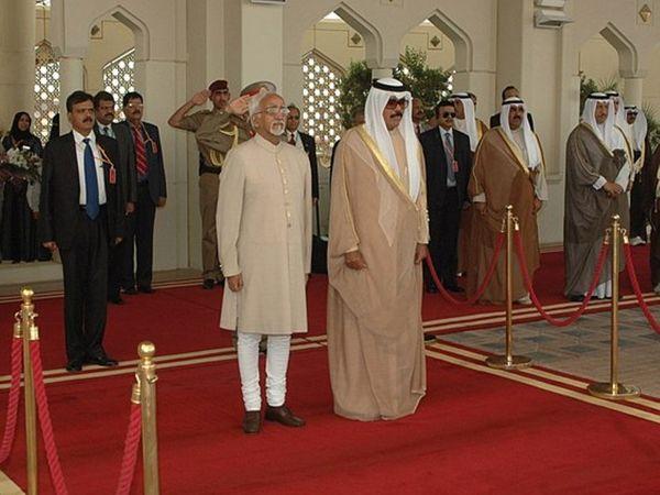 2009 में भारत के उपराष्ट्रपति हामिद अंसारी ने कुवैत का दौरा किया था।