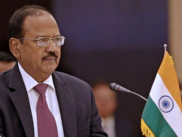 राष्ट्रीय सुरक्षा सलाहकार अजीत डोभाल अगले हफ्ते SCO मीटिंग में शामिल होने ताजिकिस्तान जाएंगे। (फाइल) - Dainik Bhaskar