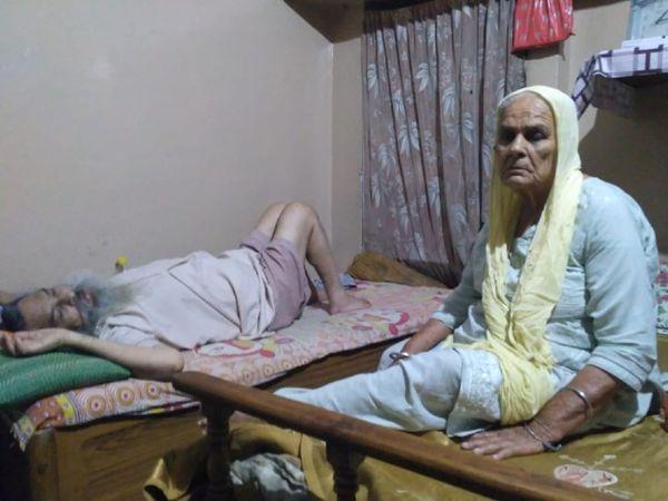 मुजफ्फराबाद से आईं अमृत कौर के - Dainik Bhaskar