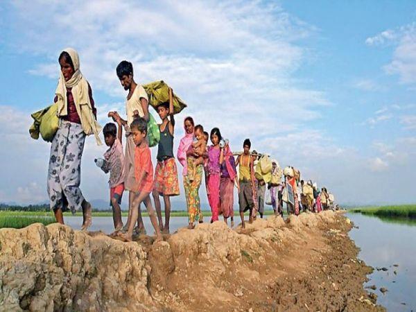 1 करोड़ लोगों का कोई मुल्क नहीं बचा। - Dainik Bhaskar