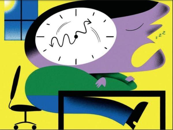 जैविक घड़ी गड़बड़ाती है तो कॉलेस्ट्रॉल, कमर की चर्बी बढ़ना और दिल की बीमारी का जोखिम बढ़ सकता है। - Dainik Bhaskar