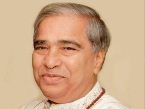 ग्लोबल योग एलायंस के अध्यक्ष डॉ. गोपाल। - Dainik Bhaskar