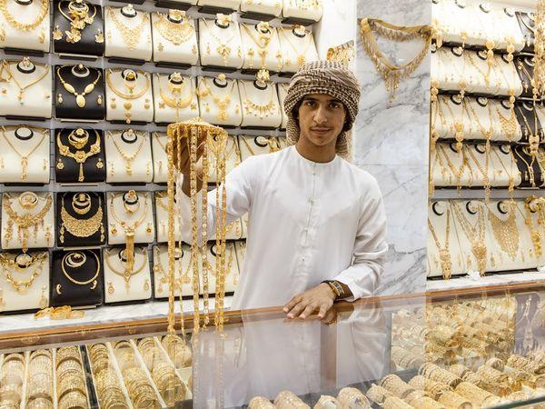 2020 के 9 महीनों में ही दुबई का गोल्ड ट्रेड 36 खरब रुपए से ज्यादा। - Dainik Bhaskar
