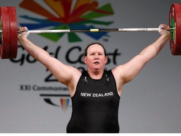 न्यूजीलैंड की लॉरेन हाबर्ड पहली ट्रांसजेंडर एथलीट हैं, जो ओलिंपिक में 87 किलो वेट में वेटलिफ्टिंग में प्रतिनिधित्व करेंगी। - Dainik Bhaskar