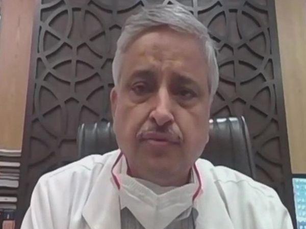 डॉ. गुलेरिया ने कहा है कि जल्द से जल्द हमें बच्चों के लिए वैक्सीन बनानी होगी। - Dainik Bhaskar