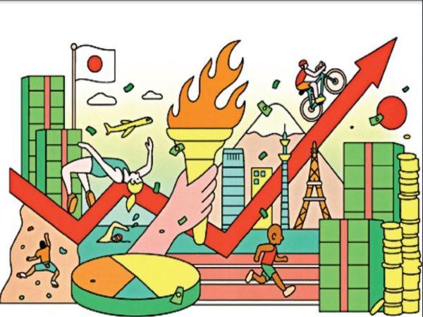 महामारी के जोखिम के बीच जापान ओलिंपिक खेलों का आयोजन कर रहा है। - Dainik Bhaskar